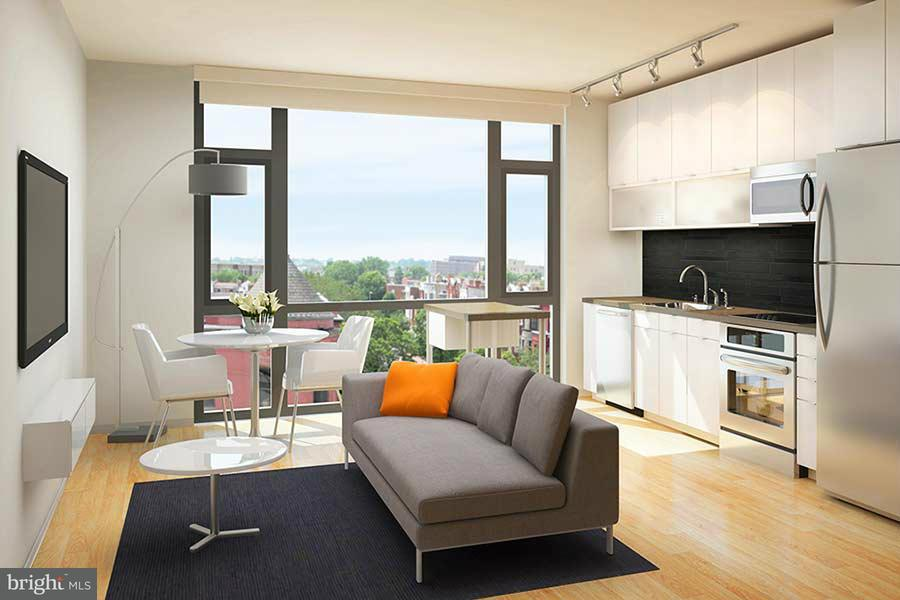 Additional photo for property listing at 1921 8th St N #000a  Washington, District Of Columbia 20001 United States