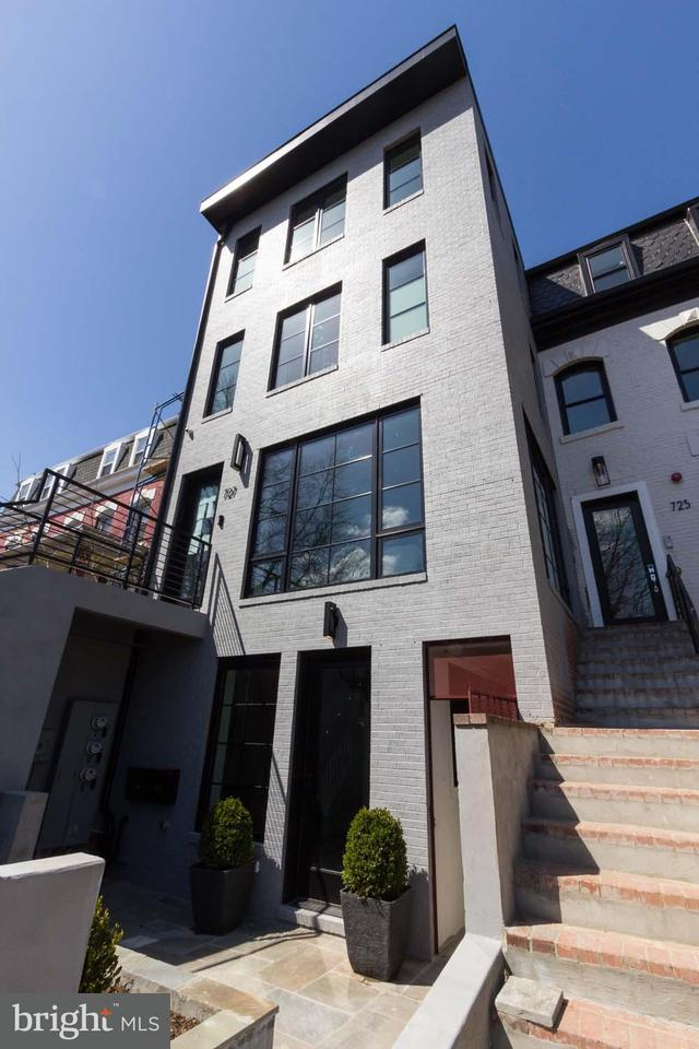 Single Family for Sale at 727 Euclid St NW #a Washington, District Of Columbia 20001 United States