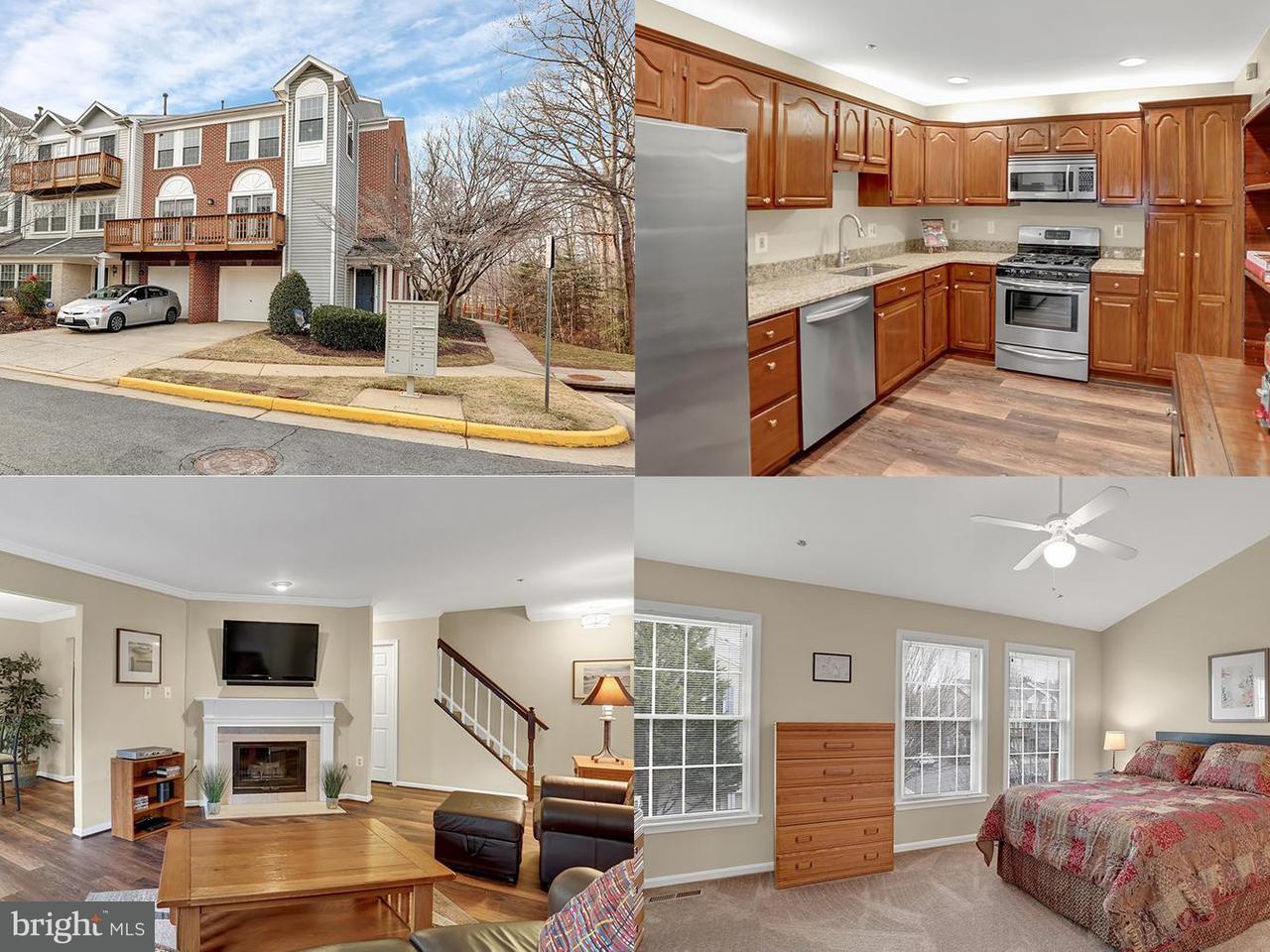 Townhouse for Sale at 11788 Rockaway Ln #40 11788 Rockaway Ln #40 Fairfax, Virginia 22030 United States