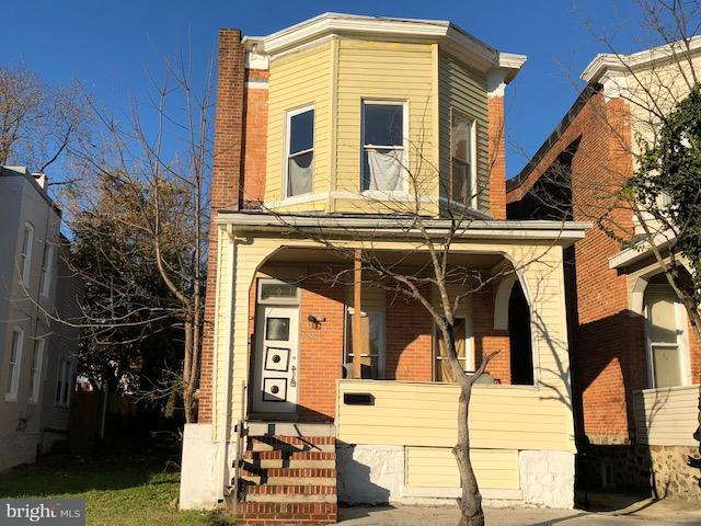Single Family for Sale at 2522 Ellamont St Baltimore, Maryland 21216 United States
