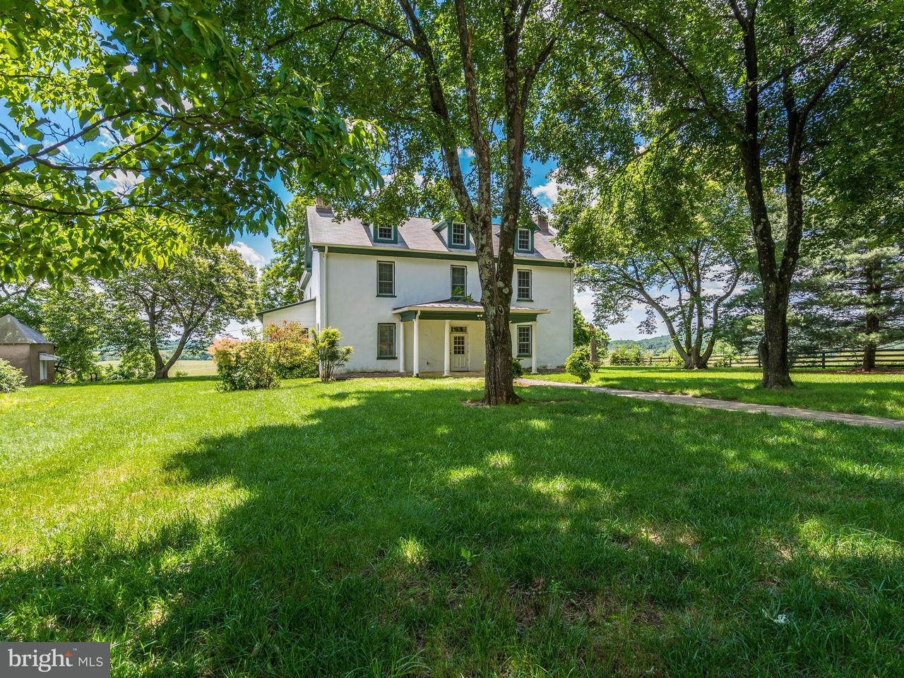 Farm for Sale at 10529 Hume Road 10529 Hume Road Marshall, Virginia 20115 United States