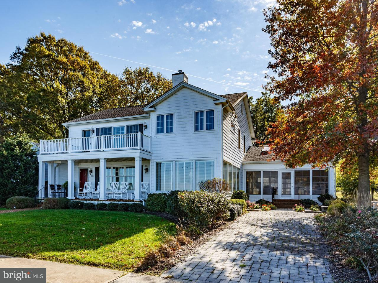 Single Family for Sale at 107 Bayside Blvd Betterton, Maryland 21610 United States