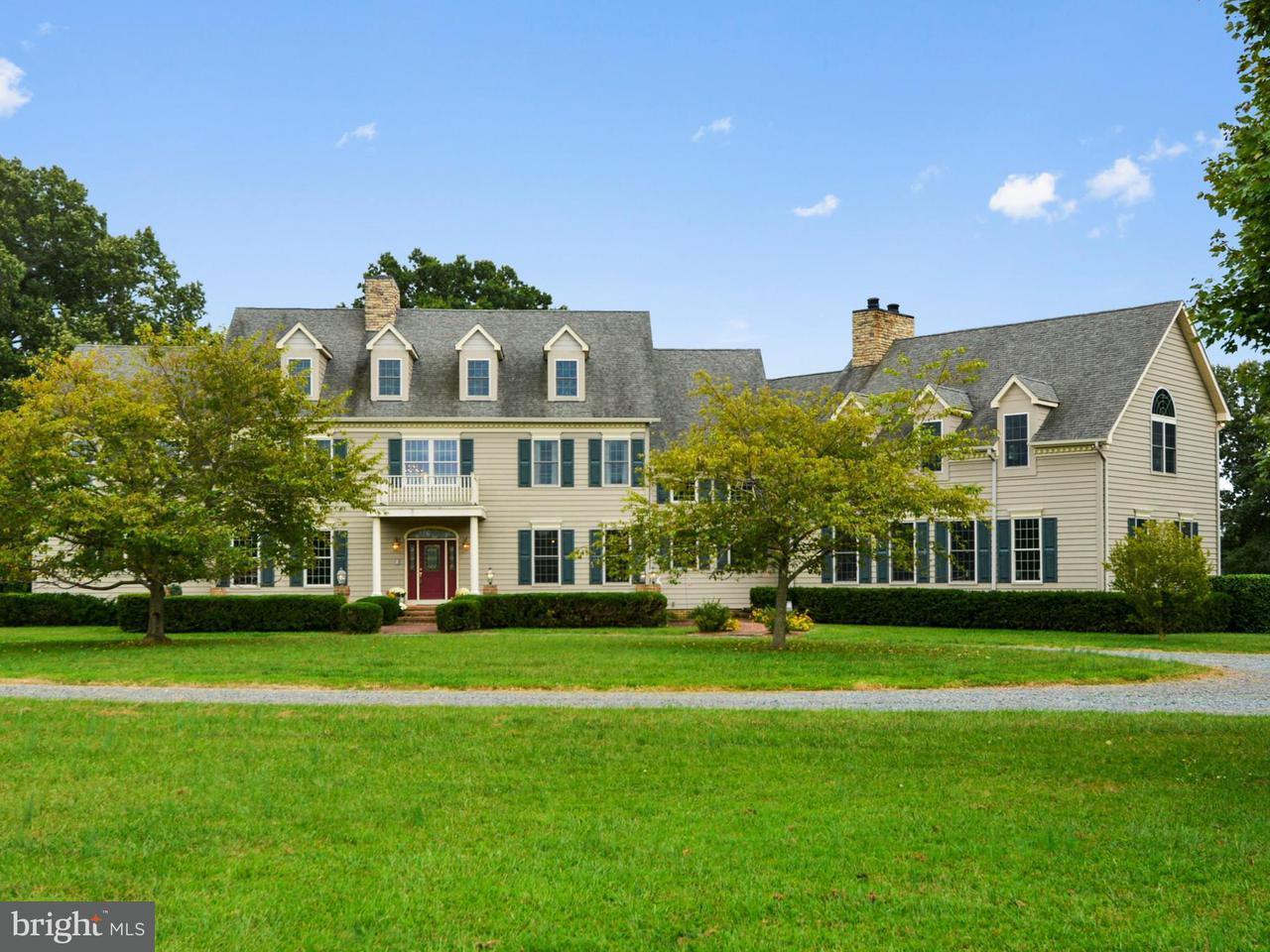 Maison unifamiliale pour l Vente à 10369 Todds Corner Road 10369 Todds Corner Road Easton, Maryland 21601 États-Unis