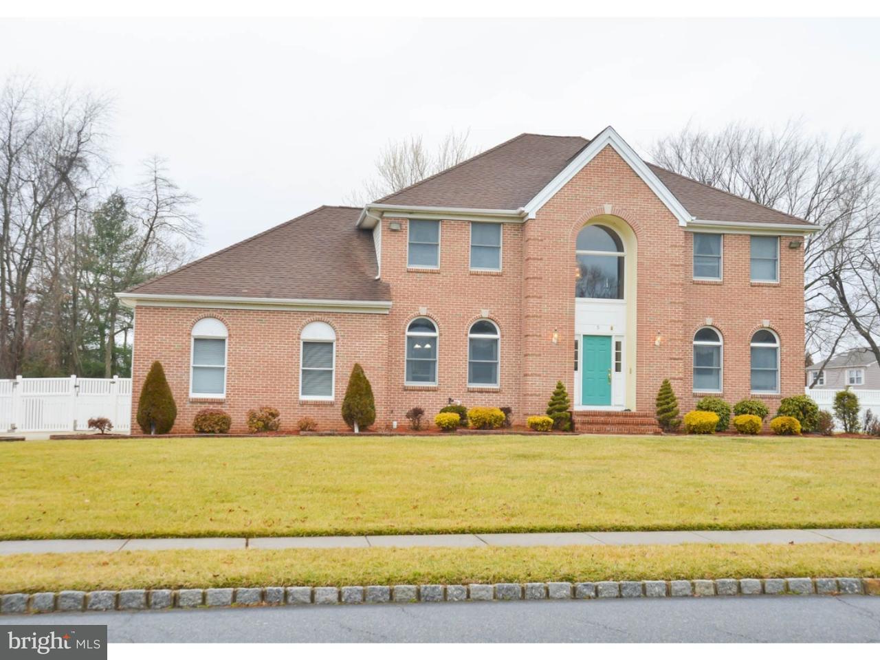 Casa Unifamiliar por un Venta en 5 ROYALTY Lane Laurel Springs, Nueva Jersey 08021 Estados Unidos