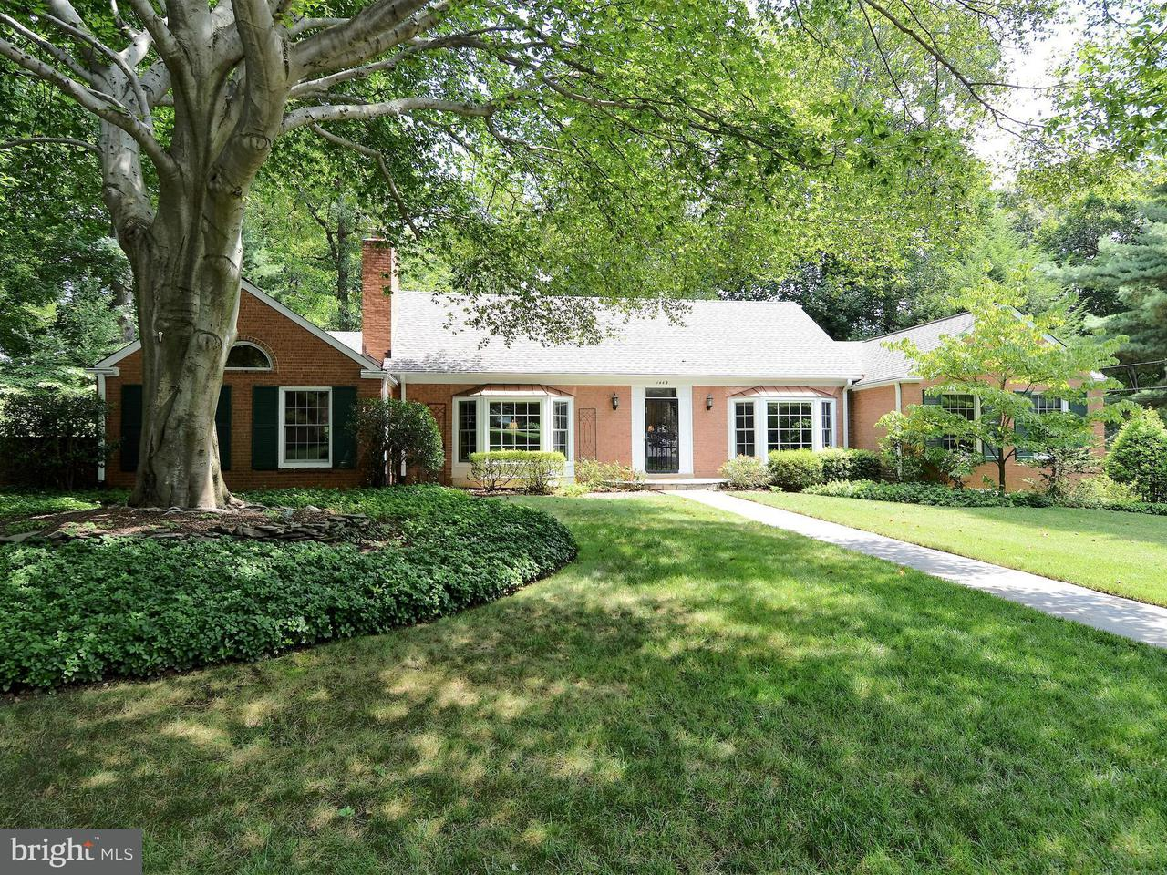 Single Family Home for Sale at 1449 Laburnum Street 1449 Laburnum Street McLean, Virginia 22101 United States