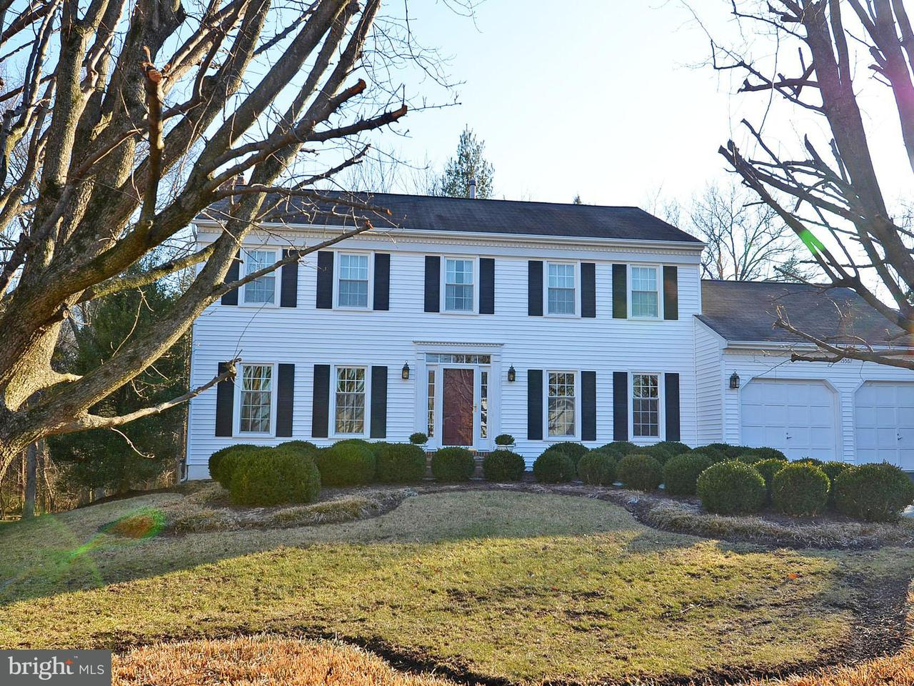Vivienda unifamiliar por un Venta en 15567 Eagle Tavern Lane 15567 Eagle Tavern Lane Centreville, Virginia 20120 Estados Unidos