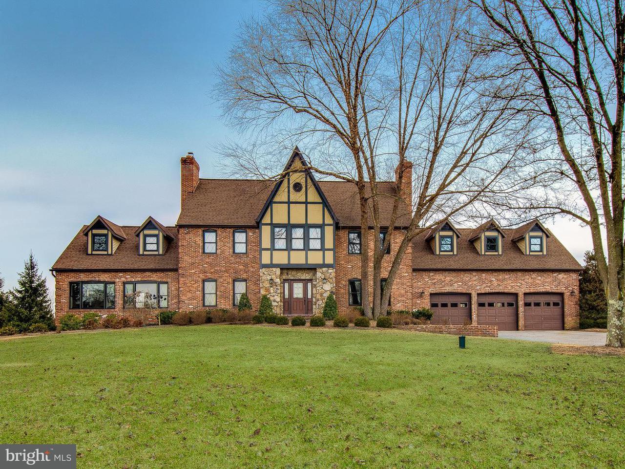 獨棟家庭住宅 為 出售 在 19716 Golden Valley Lane 19716 Golden Valley Lane Brookeville, 馬里蘭州 20833 美國