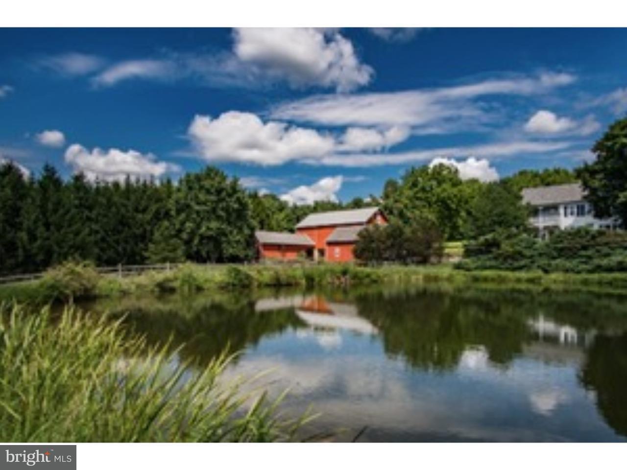 Частный односемейный дом для того Продажа на 2443 WASSERGASS Road Hellertown, Пенсильвания 18055 Соединенные Штаты