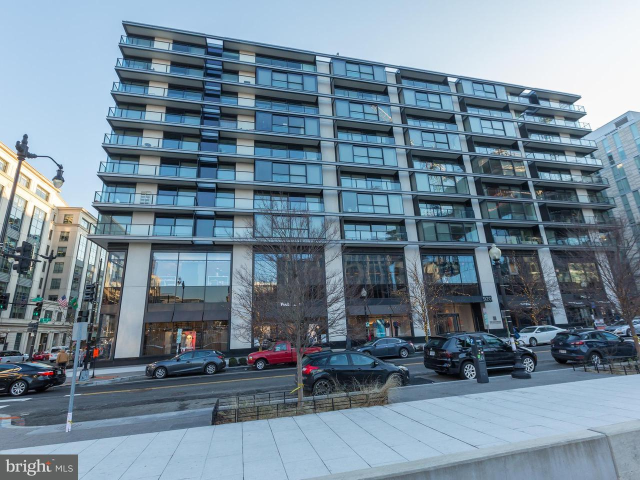 Additional photo for property listing at 920 I St NW #605  Washington, District Of Columbia 20001 United States