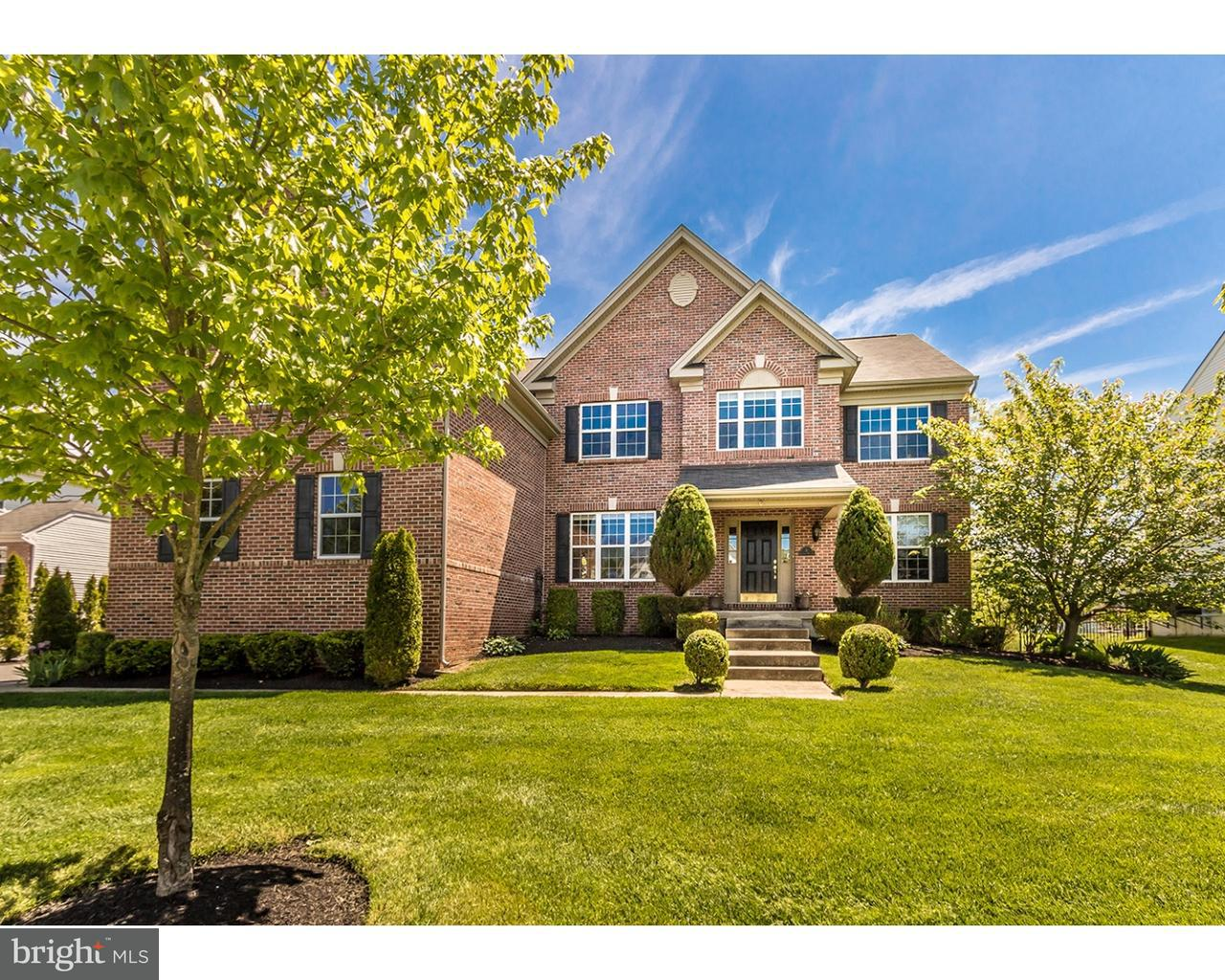 Single Family Home for Sale at 6 CRANBURY HILL Court Mount Laurel, New Jersey 08054 United States