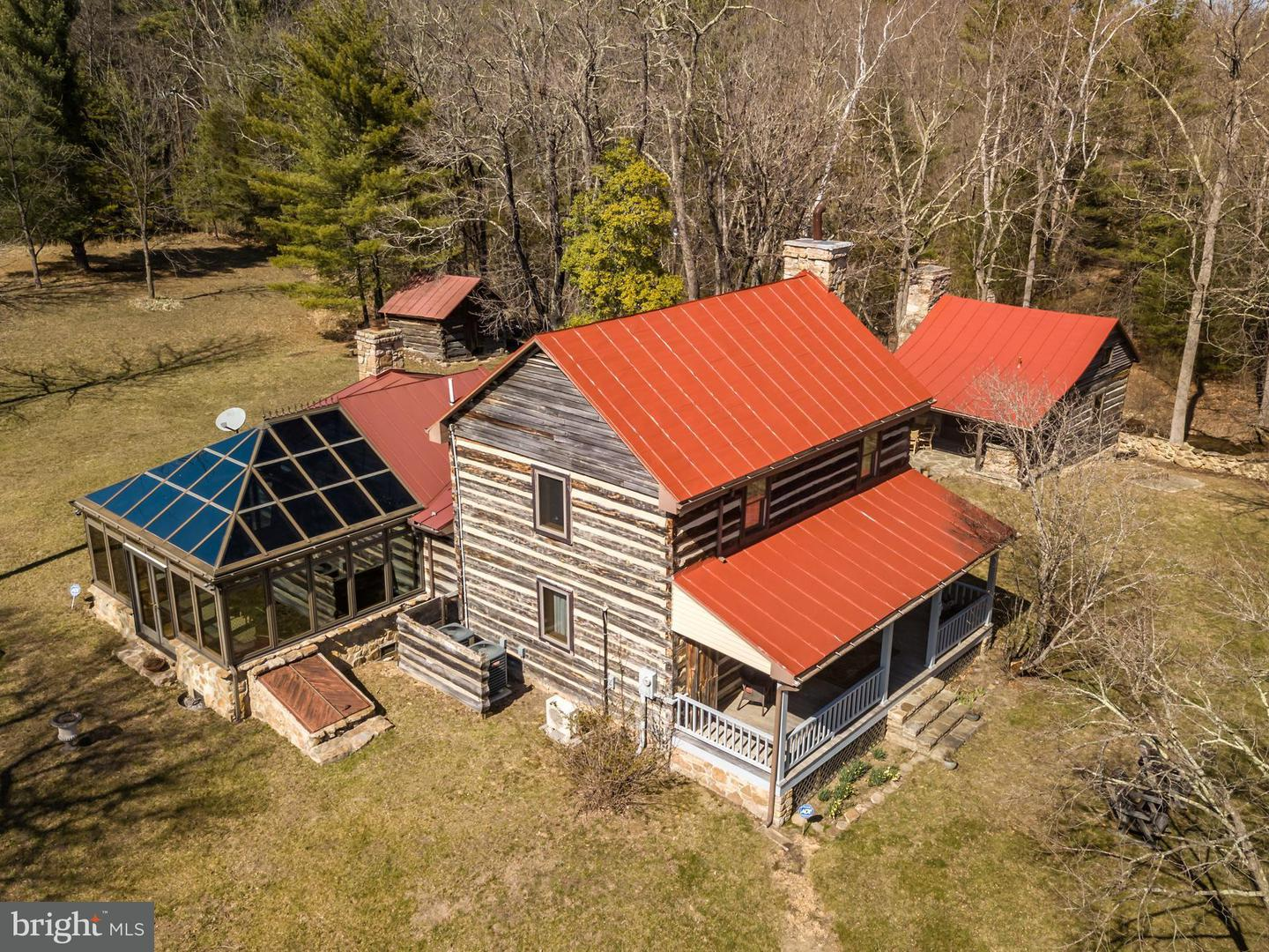 Farm for Sale at 798 Glenmont Farm Rd Fort Valley, Virginia 22652 United States