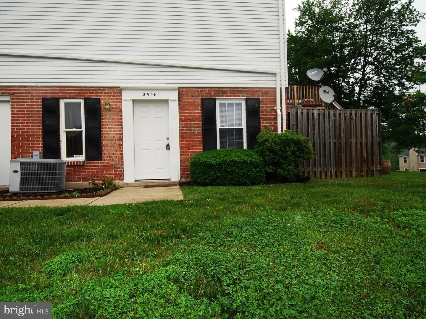 Other Residential for Rent at 25141 Tralee Ct #f-6 Damascus, Maryland 20872 United States