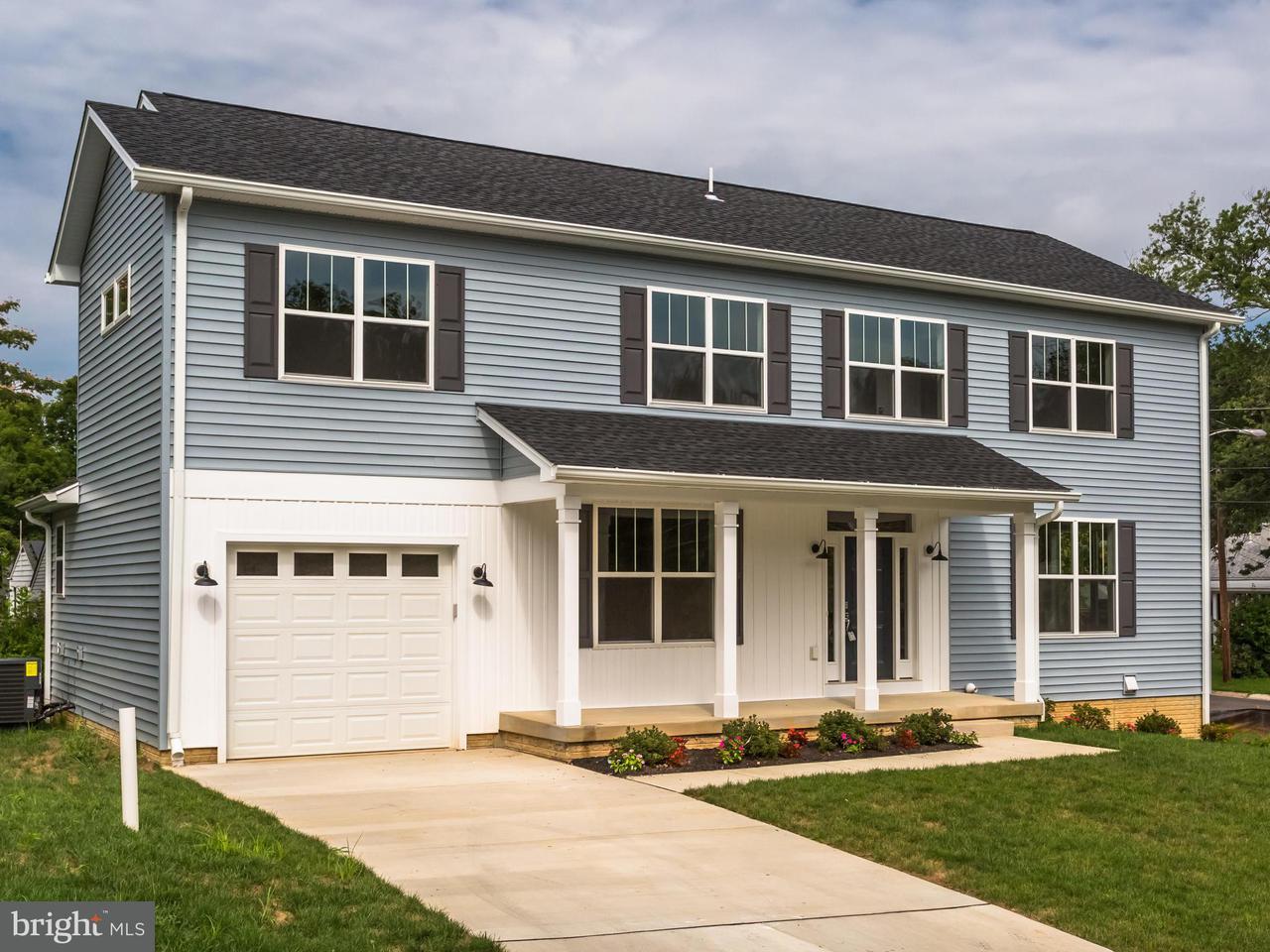 단독 가정 주택 용 매매 에 515 Crabb Avenue 515 Crabb Avenue Rockville, 메릴랜드 20850 미국