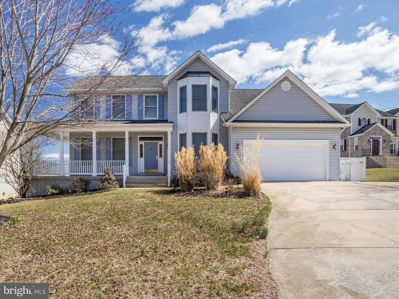 Einfamilienhaus für Verkauf beim 3231 Ina Chas 3231 Ina Chas Chesapeake Beach, Maryland 20732 Vereinigte Staaten