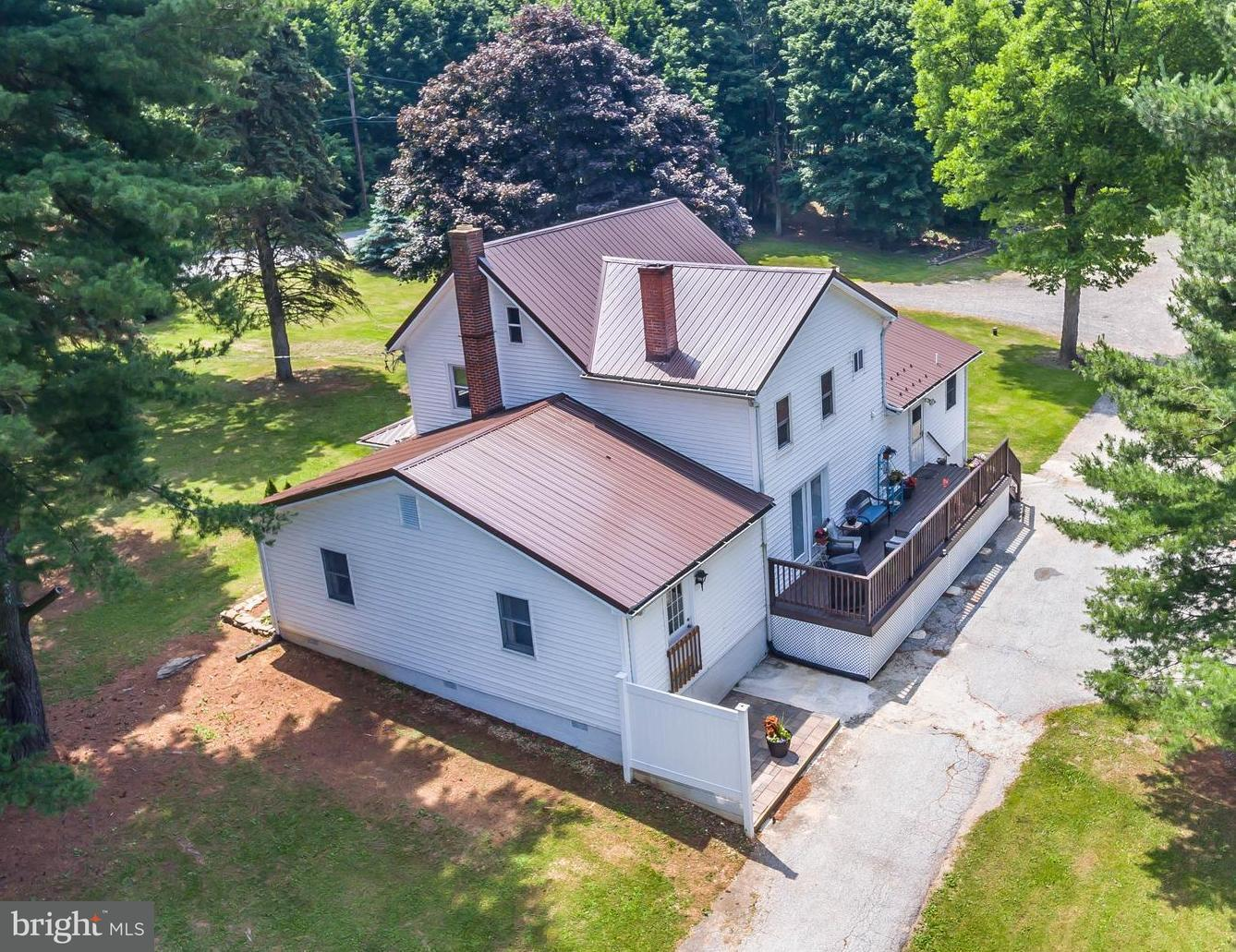 Farm for Sale at 11200 Wolfsville Rd Smithsburg, Maryland 21783 United States