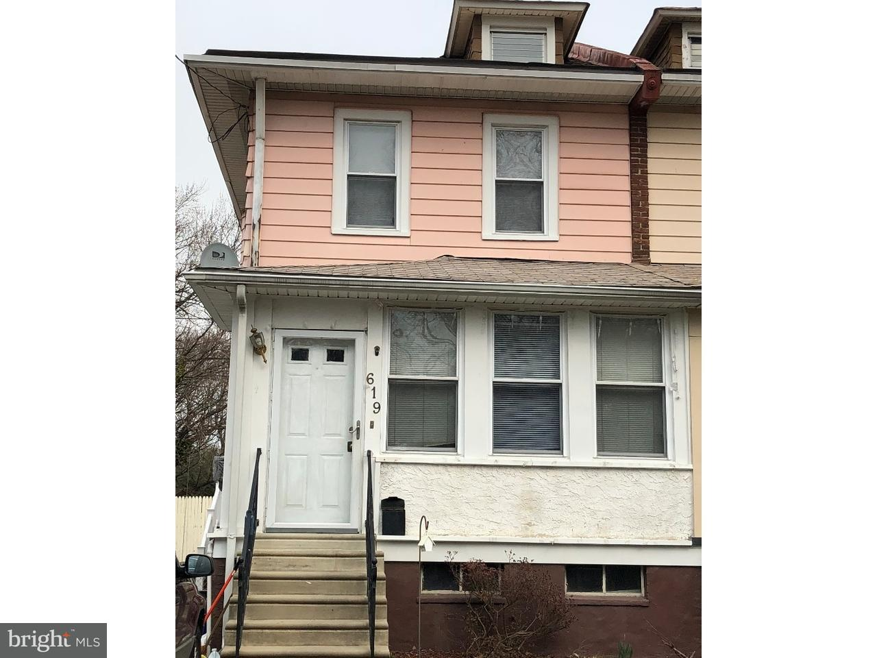 Townhouse for Sale at 619 SUMMIT Avenue Prospect Park, Pennsylvania 19076 United States
