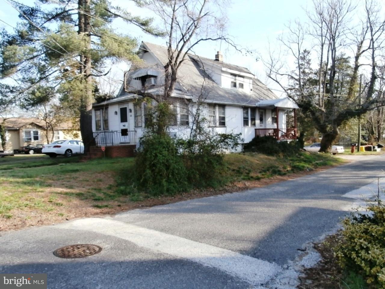 Duplex för Försäljning vid 522 WHITE HORSE PIKE Atco, New Jersey 08004 Usa