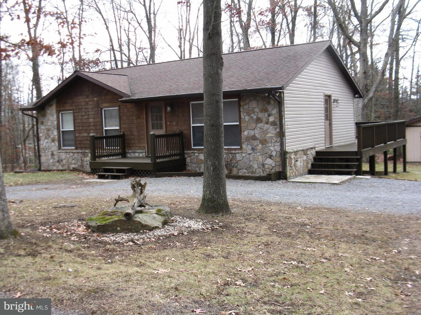 Single Family for Sale at 1305 Pittsburgh Ave Mountain Lake Park, Maryland 21550 United States