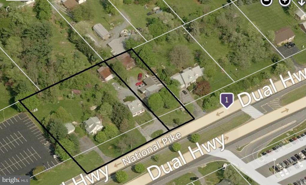 Commercial for Sale at 1922 Dual Hwy. Hagerstown, Maryland 21740 United States