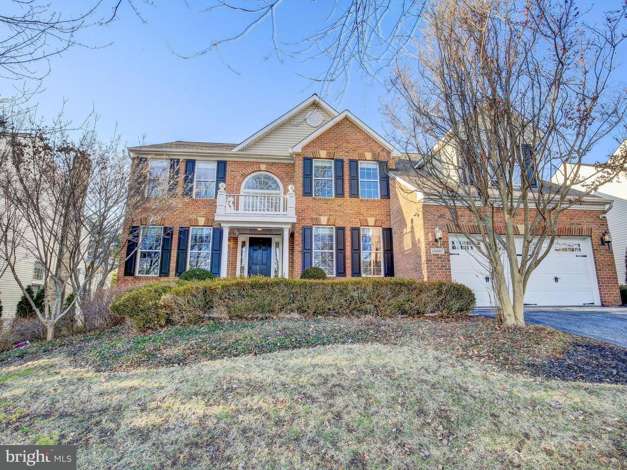 Eensgezinswoning voor Verkoop een t 10407 Wetherburn Road 10407 Wetherburn Road Woodstock, Maryland 21163 Verenigde Staten