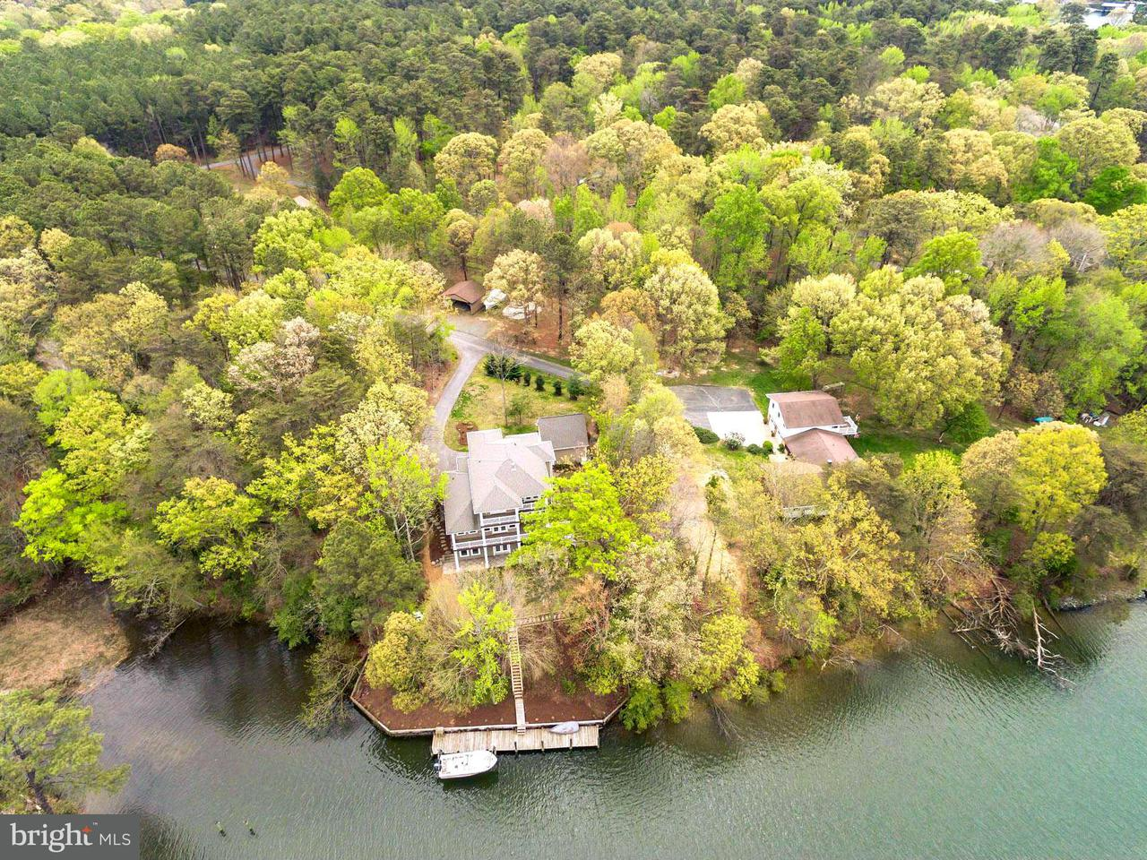Single Family Home for Sale at 13175 Woodbank Road 13175 Woodbank Road Lusby, Maryland 20657 United States
