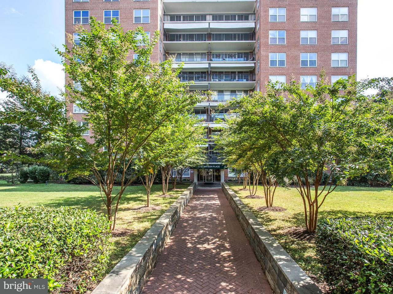Condominium for Sale at 3900 Watson Pl Nw #8d/E 3900 Watson Pl Nw #8d/E Washington, District Of Columbia 20016 United States