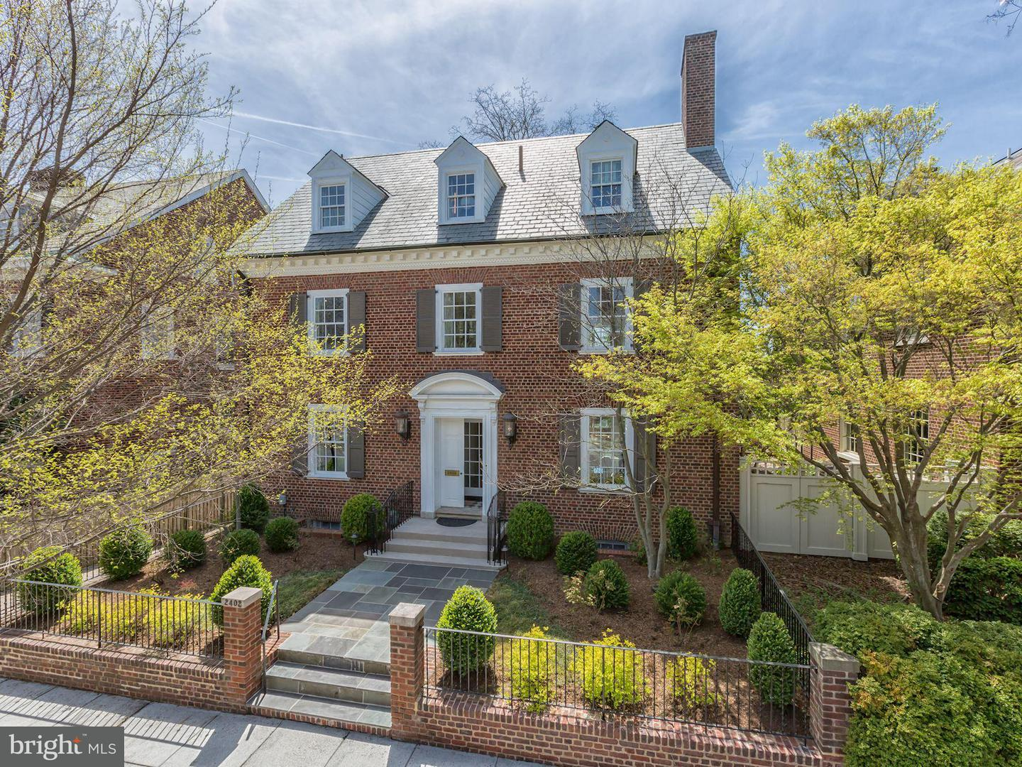 Single Family for Sale at 2402 Wyoming Ave NW Washington, District Of Columbia 20008 United States