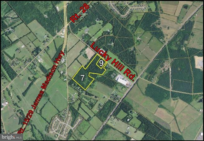 Land for Sale at Lucky Hill Rd Remington, Virginia 22734 United States