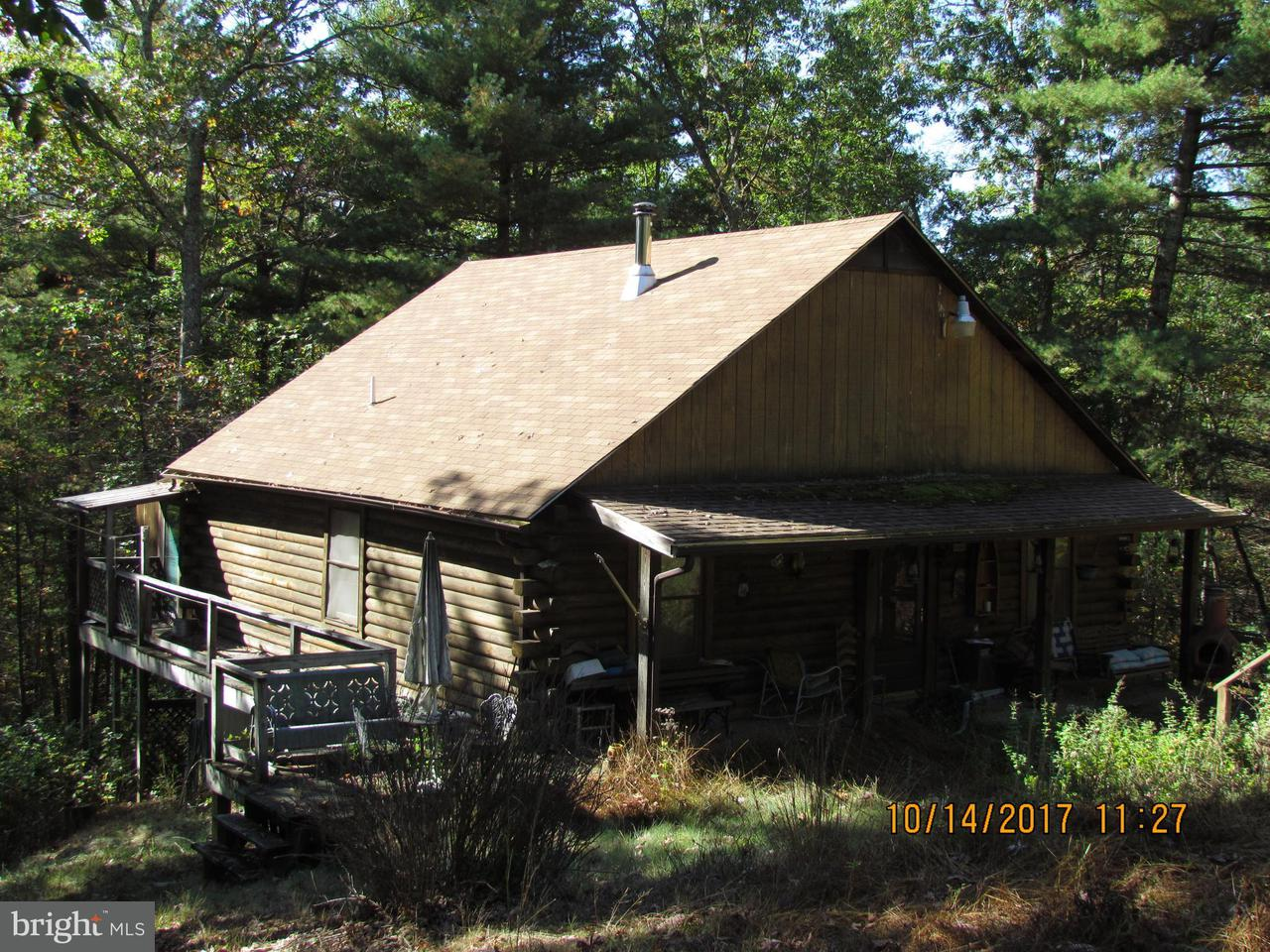 Single Family for Sale at 292 Clemmer Ridge Ln West Augusta, Virginia 24485 United States