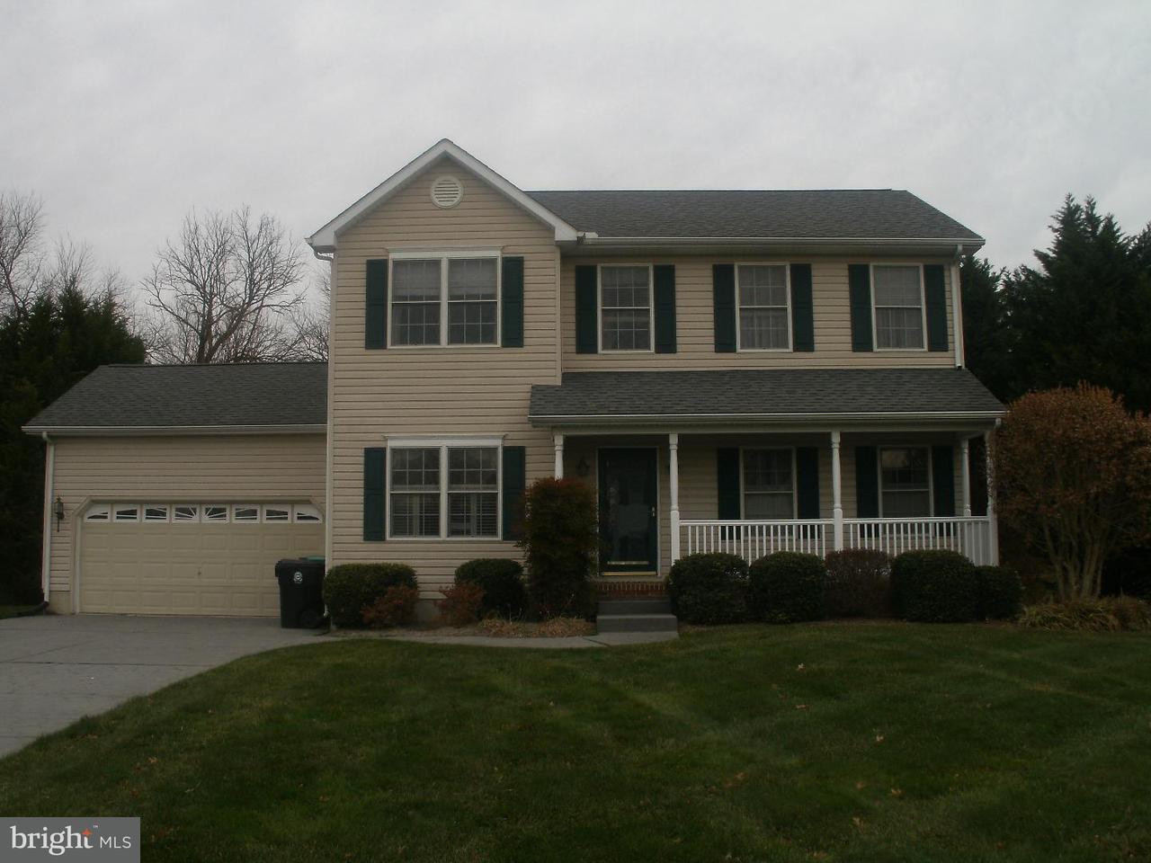 Casa Unifamiliar por un Alquiler en 416 MANNERING Drive Camden, Delaware 19901 Estados Unidos