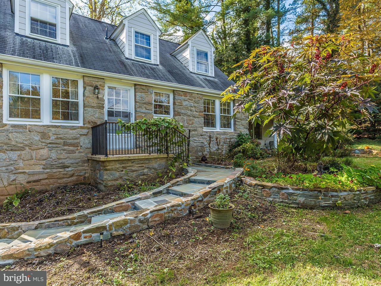 独户住宅 为 销售 在 17945 Bowie Mill Road 17945 Bowie Mill Road Derwood, 马里兰州 20855 美国