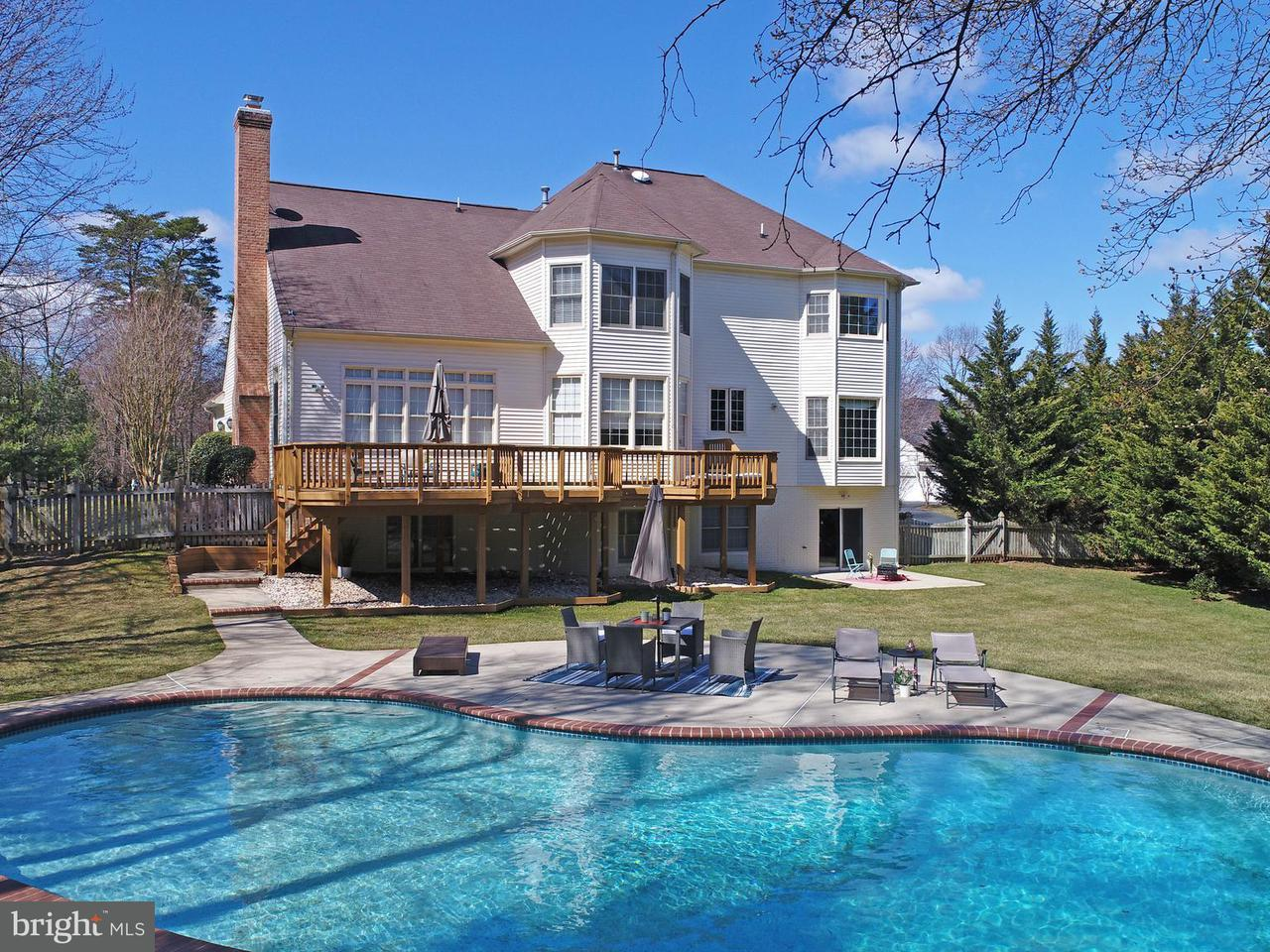 Single Family Home for Sale at 1103 Grand Hamptons Drive 1103 Grand Hamptons Drive Herndon, Virginia 20170 United States