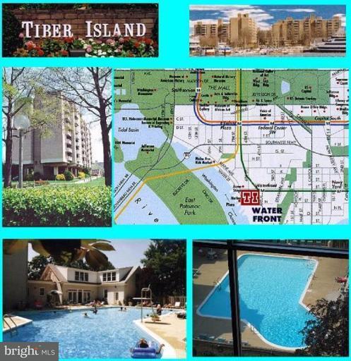 Condominium for Sale at 490 M St SW #w-610 Washington, District Of Columbia 20024 United States