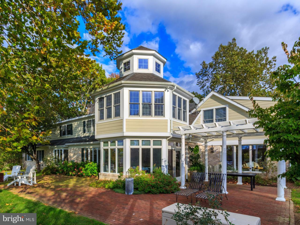 獨棟家庭住宅 為 出售 在 11128 Green Cove Drive 11128 Green Cove Drive Worton, 馬里蘭州 21678 美國