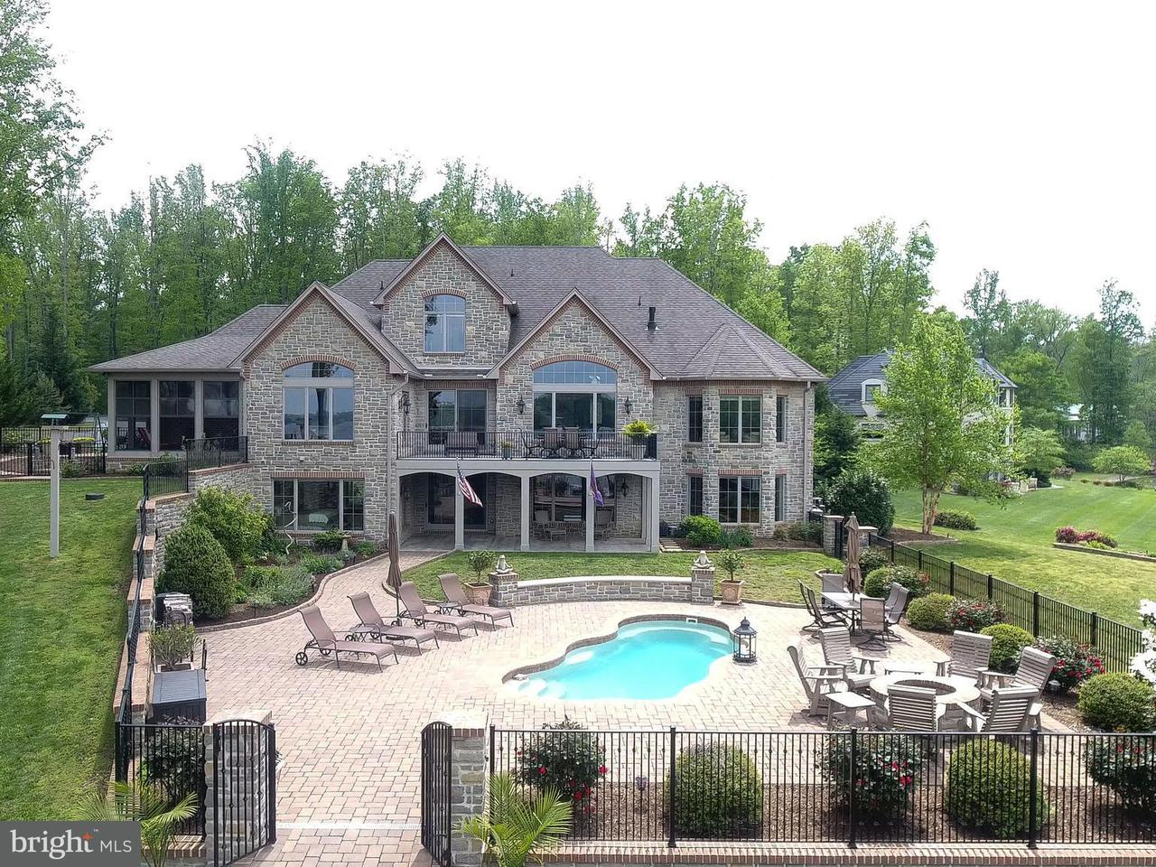 Einfamilienhaus für Verkauf beim 140 Village Drive 140 Village Drive Bumpass, Virginia 23024 Vereinigte Staaten