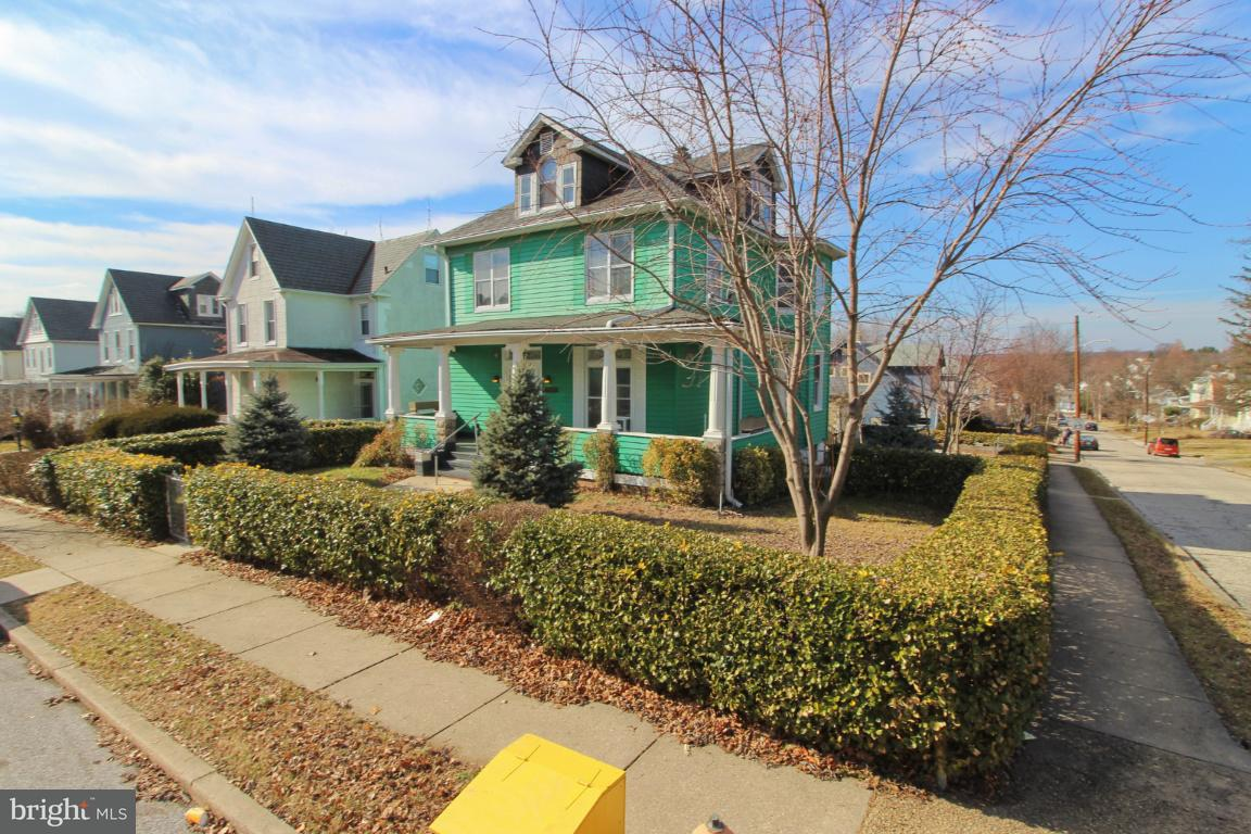 Single Family for Sale at 5508 Elsrode Ave Baltimore, Maryland 21214 United States