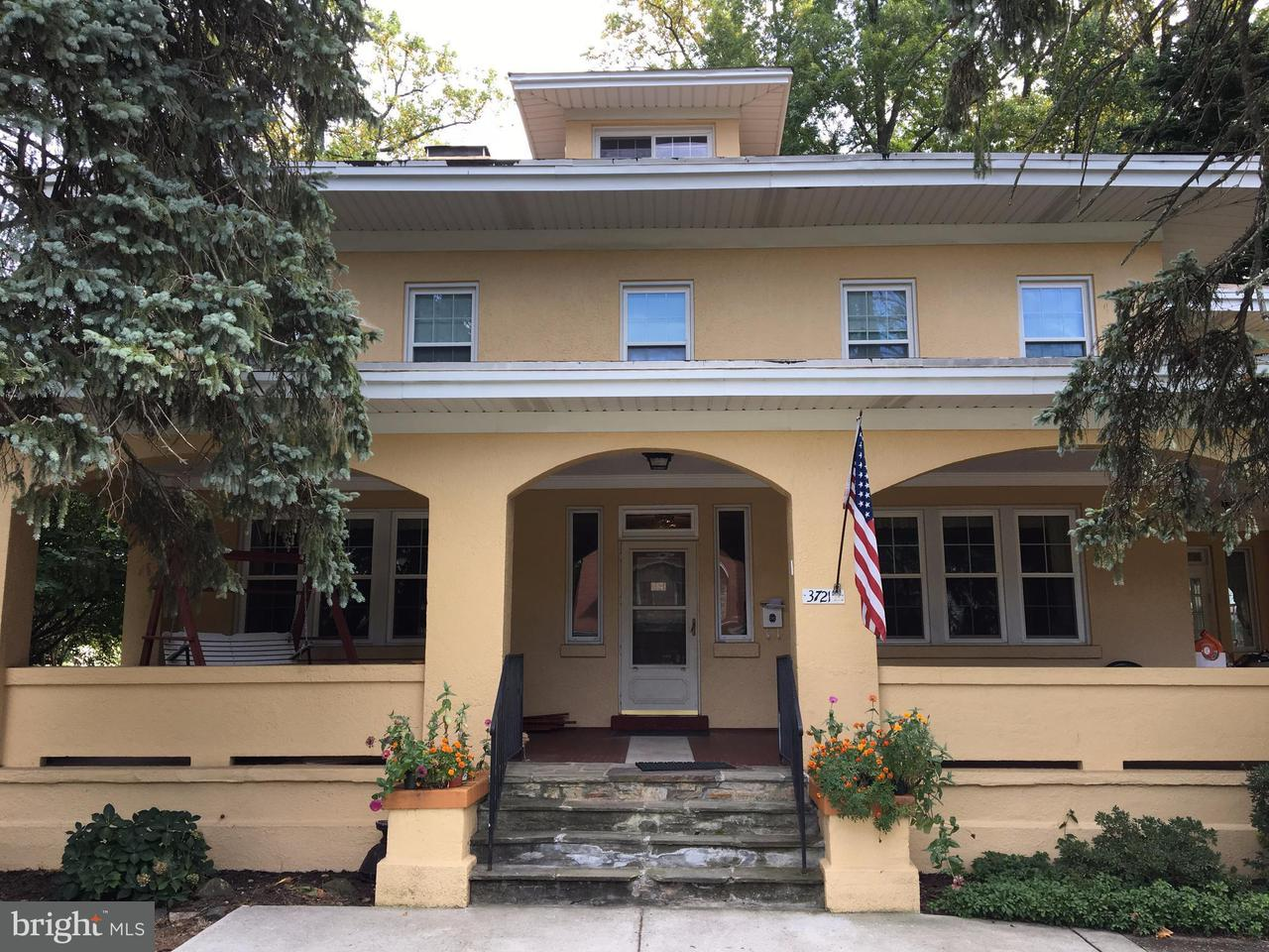 Single Family for Sale at 3721 Glen Ave Baltimore, Maryland 21215 United States