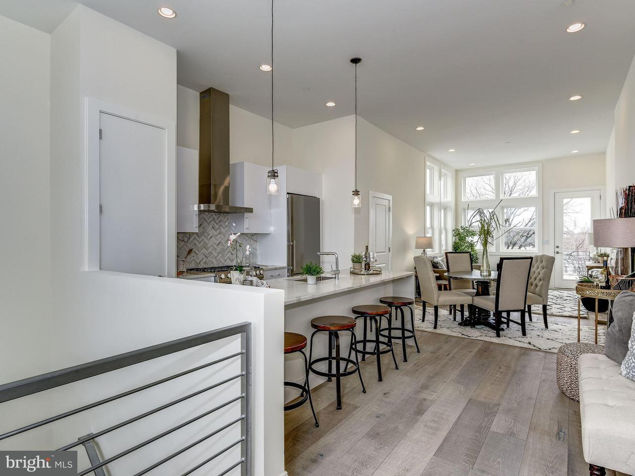 Single Family for Sale at 3123 Warder St NW #3 Washington, District Of Columbia 20010 United States