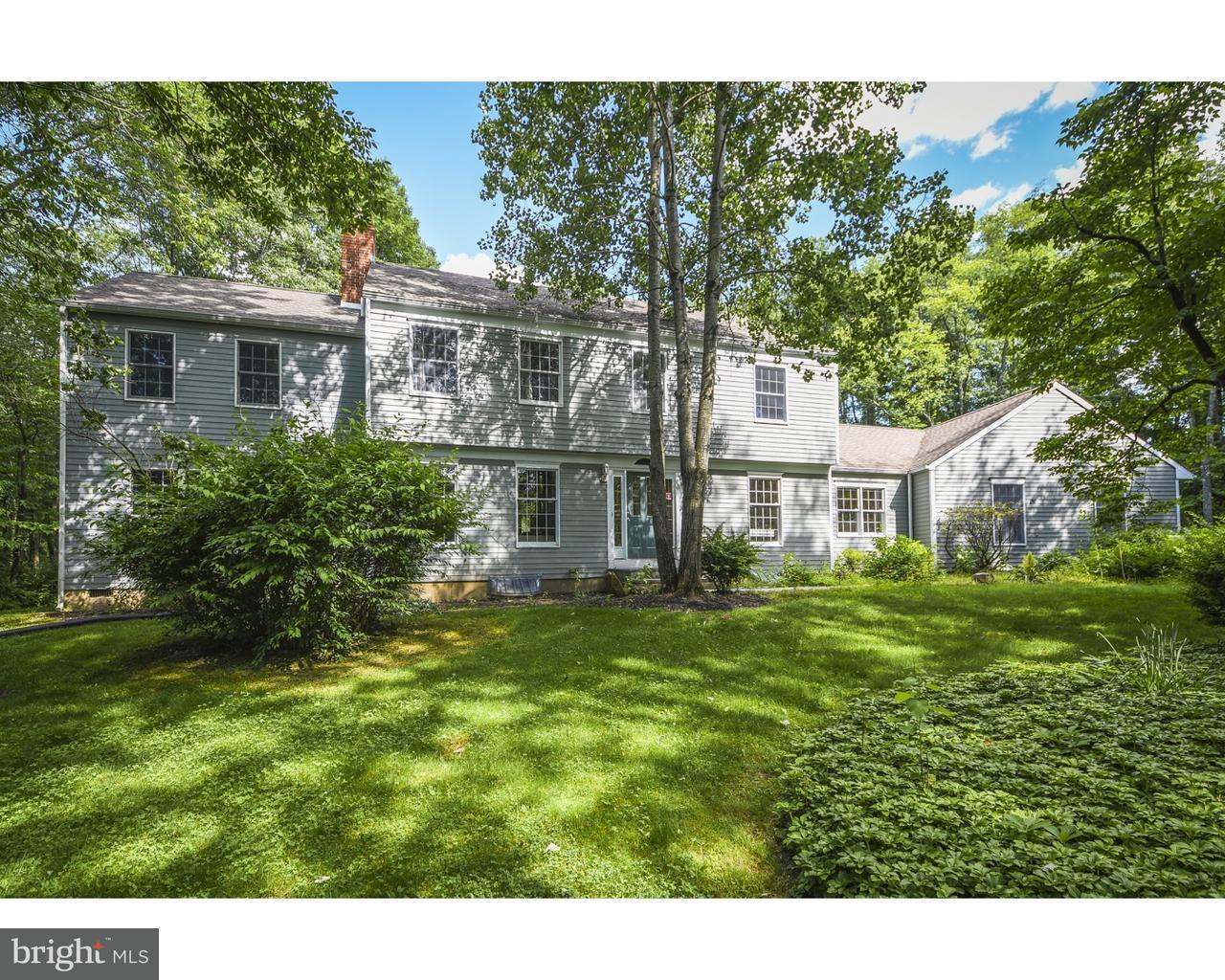 獨棟家庭住宅 為 出售 在 82 NEW Road Hopewell, 新澤西州 08530 美國