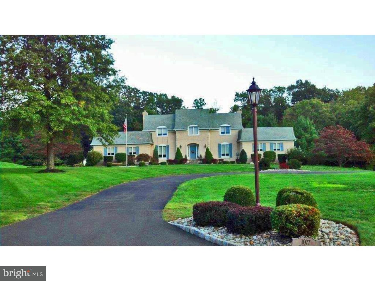独户住宅 为 出租 在 1077 EAGLE Road 纽镇, 宾夕法尼亚州 18940 美国