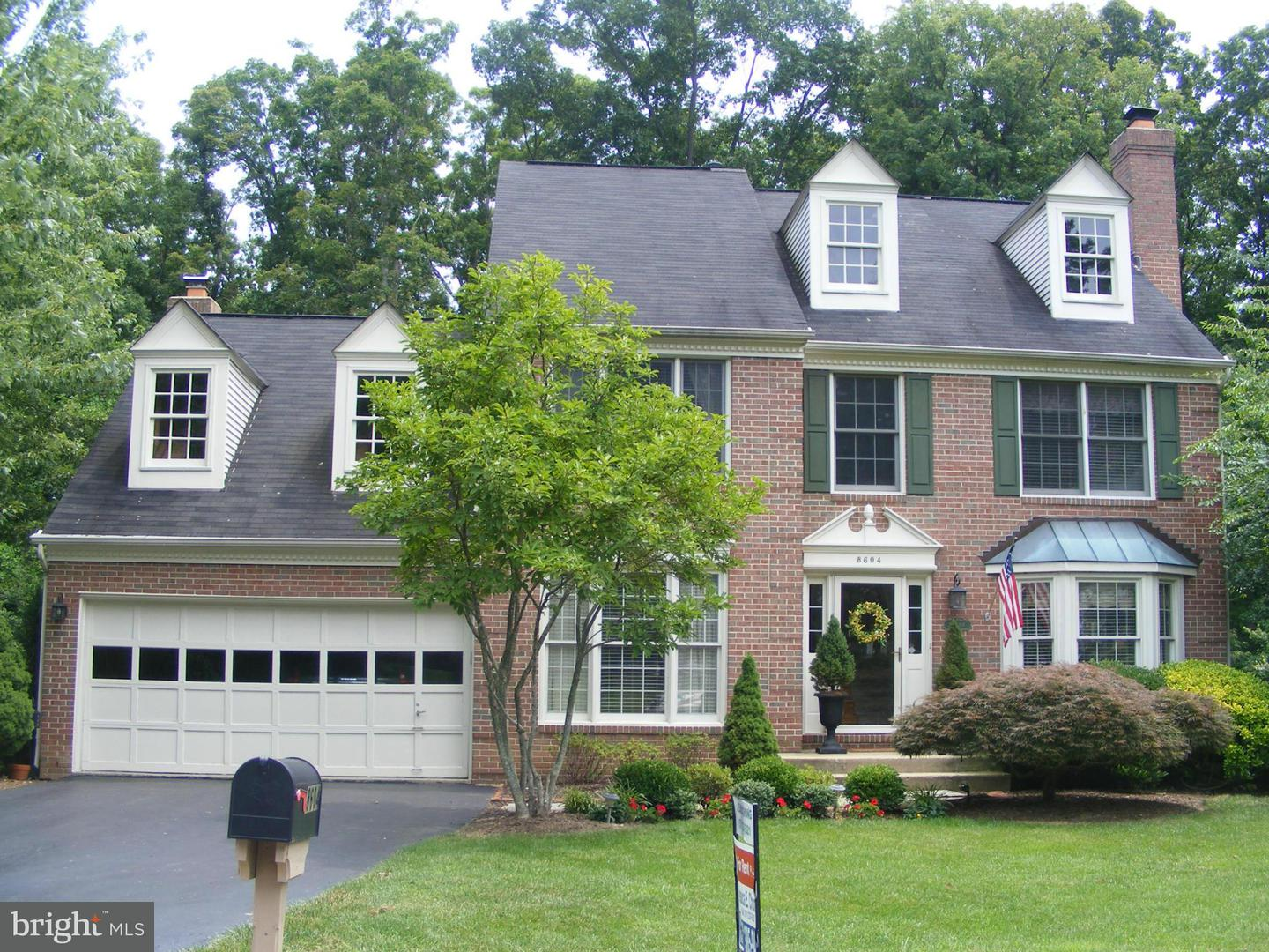 Other Residential for Rent at 8604 Oak Chase Cir Fairfax Station, Virginia 22039 United States