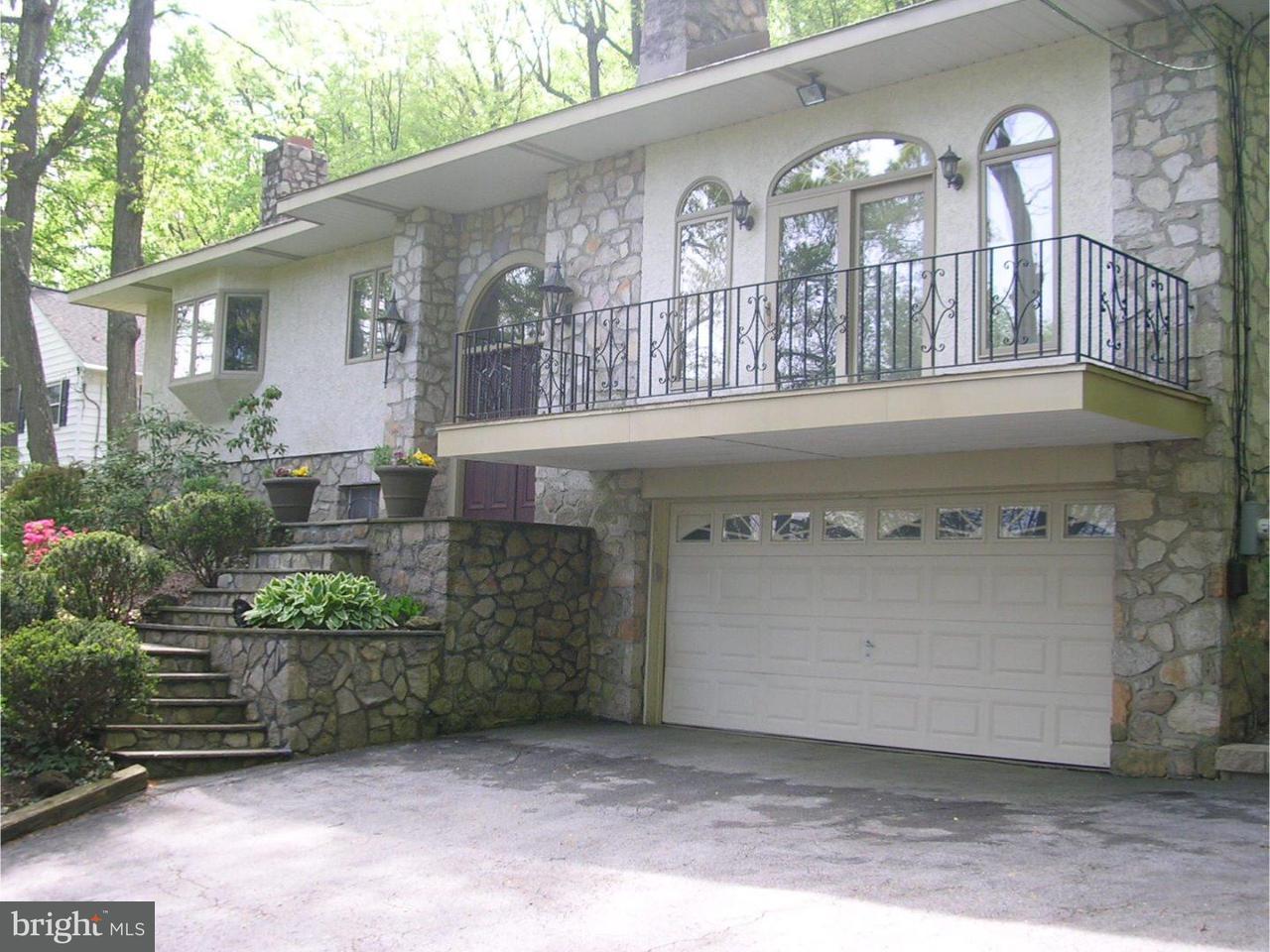 Maison unifamiliale pour l Vente à 159 ARDEN Road Gulph Mills, Pennsylvanie 19428 États-Unis