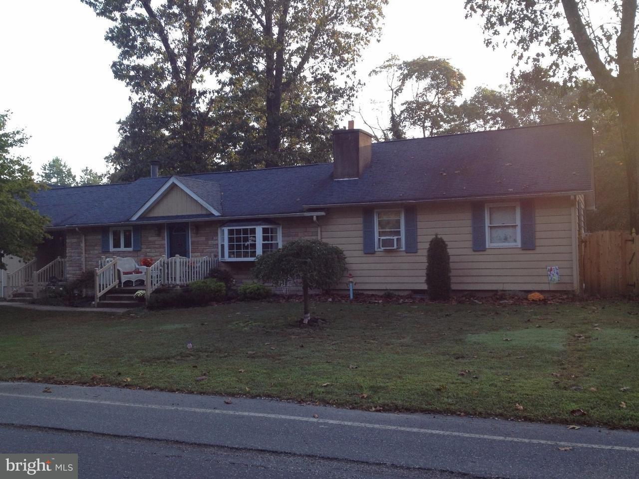 Casa Unifamiliar por un Venta en 331 BIRMINGHAM Road Pemberton, Nueva Jersey 08068 Estados Unidos