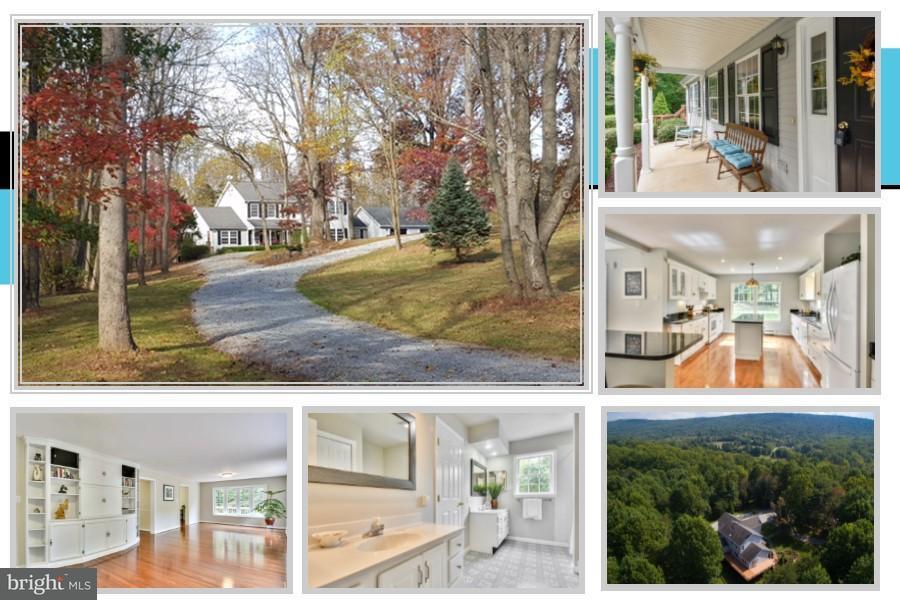 獨棟家庭住宅 為 出售 在 11407 Harpers Ferry Road 11407 Harpers Ferry Road Purcellville, 弗吉尼亞州 20132 美國