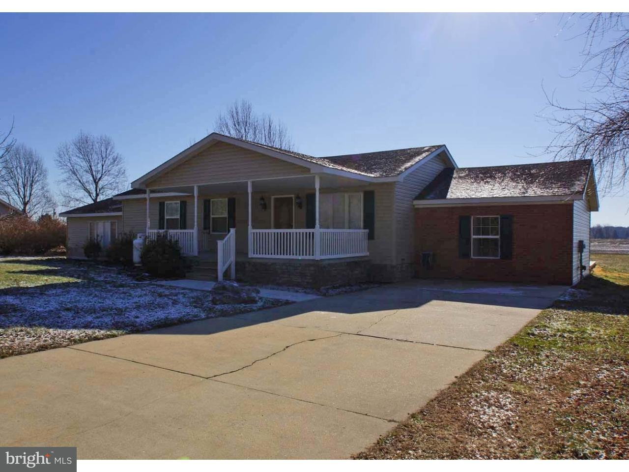 Maison unifamiliale pour l Vente à 12808 STAYTONVILLE Road Harrington, Delaware 19952 États-Unis