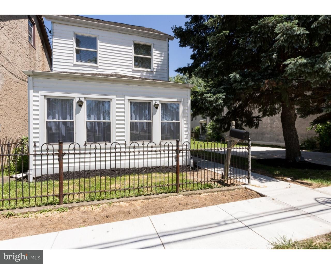 Single Family Home for Sale at 627 OLD ELM Street Conshohocken, Pennsylvania 19428 United States