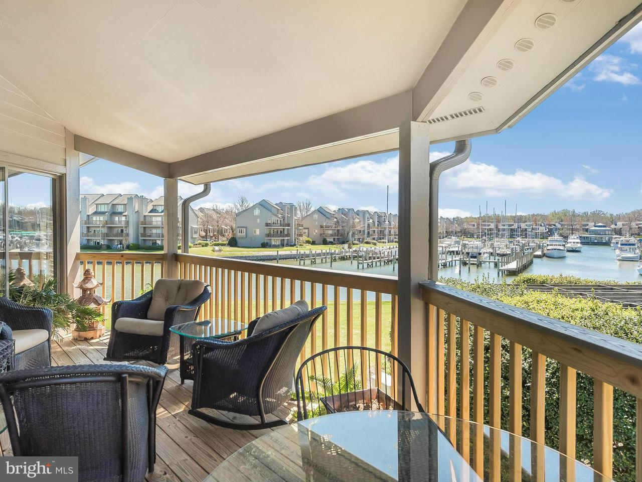 Кондоминиум для того Продажа на 2125 Quay Village Ct #L 2125 Quay Village Ct #L Annapolis, Мэриленд 21403 Соединенные Штаты
