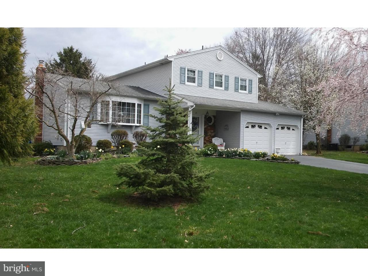 Single Family Home for Sale at 26 TERRAPIN Lane Mercerville, New Jersey 08619 United StatesMunicipality: Hamilton Township