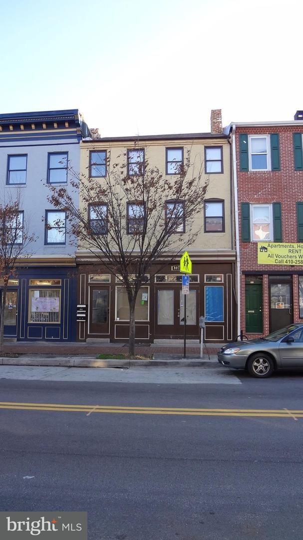 Other Residential for Rent at 805 Washington Blvd #b Baltimore, Maryland 21230 United States