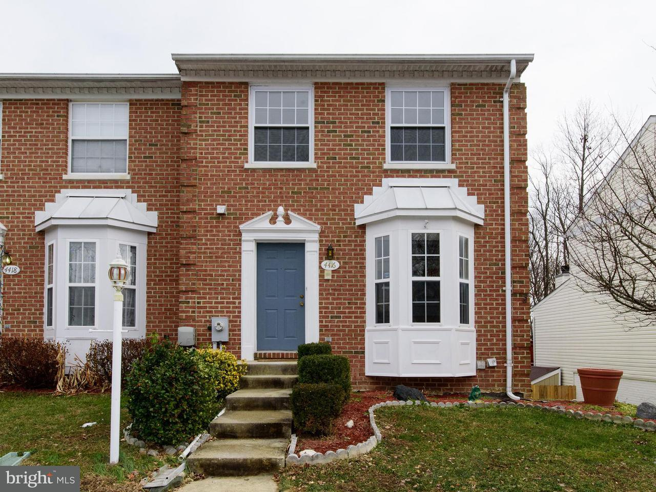 Other Residential for Rent at 4416 Greenwich Ct Belcamp, Maryland 21017 United States
